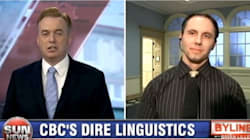 Sun News Ridicules CBC's Pronunciation Of French
