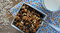 Coconut Date Granola Makes The Perfect Breakfast