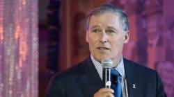 Le gouverneur de l'État de Washington suspend la peine de