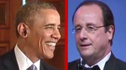 Hollande / Obama, la battle des