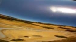 Une GoPro tombe d'un avion et atterrit au mauvais