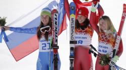 Gisin-Maze: 7e cas d'égalité pour un titre olympique