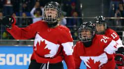 Canada Defeats U.S. In Women's