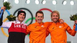 Sotchi 2014: Denny Morrison obtient l'argent au 1000 mètres
