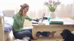 Vous travaillez de chez vous? Voici 10 conseils pour mieux y arriver - Joelle