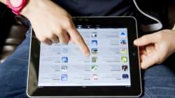 Au Canada, la lecture des journaux sur un support numérique en