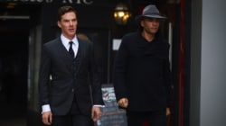 Benedict Cumberbatch Takes In Fashion