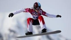Sotchi 2014: Dominique Maltais remporte la médaille d'argent au snowboard cross