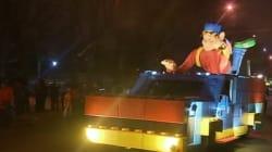 Carnaval : des milliers de personnes assistent au 2e défilé nocturne à