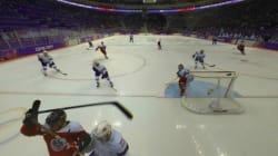Le hockey à Sotchi comme si vous y