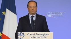 Attractivité: les annonces de Hollande pour séduire les entreprises