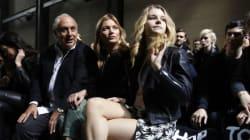 Devinez qui a accompagné Kate Moss au défilé Topshop