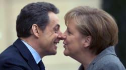 Sarkozy verra bien Merkel à