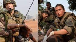 Guerre d'images: l'opération Sangaris vue par l'AFP et par l'Armée