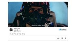 Il tweete «Top Gun» image par image depuis un