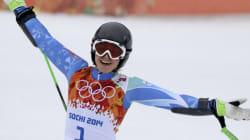 La Slovène Tina Maze championne olympique du slalom