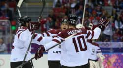Sotchi - Hockey masculin: la Russie, la Slovénie, la Lettonie et les Tchèques passent au tour