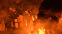 Ukraine : le retour des violences a fait au moins 25