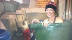 Sotchi: Heather Moyse a dû prendre son bain dans une