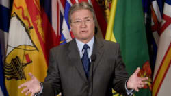 Former N.L. Premier Sues