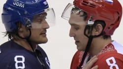 Sotchi : la Finlande élimine la Russie en quarts de finale du tournoi de