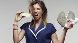 Les filles à fromages : 5 photographies bien