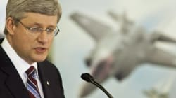 Harper Wants To Buy 4 F-35s By 2017: Pentagon