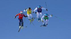 Sotchi 2014: le Canadien Brady Leman termine quatrième en ski cross, derrière un podium