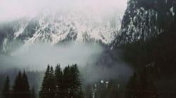 Le Alpi si colorano di rosa (VIDEO,