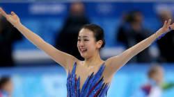 浅田真央、6位入賞 トリプルアクセル成功 金メダルはソトニコア【フィギュア女子】