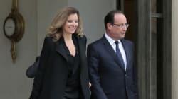 Vanity Fair révèle des SMS de Trierweiler et Hollande, l'ex-Première Dame
