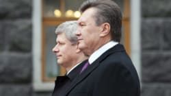 Harper: Ukrainian Regime To Be Judged On Actions, Not