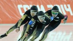 スピードスケート団体追い抜き女子、日本は準決勝へ