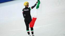 I complimenti di Renzi agli azzurri di Sochi