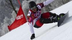 Sotchi 2014: Jasey-Jay Anderson et Michael Lambert sont éliminés en slalom