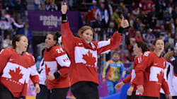 Sotchi 2014: le hockey féminin a augmenté sa
