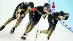 スピードスケート女子団体パシュート、日本は4位【ソチオリンピック】