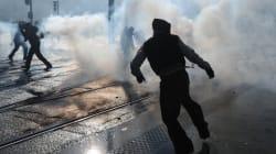 Incidents lors de la manifestation contre l'aéroport de