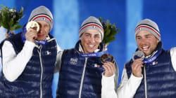 Skicross: les trois Français conservent leur