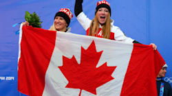Sotchi 2014: Kaillie Humphries et Heather Moyse porteront le