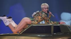 Miley sempre più hot