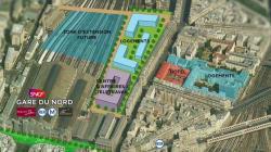 NKM veut construire des logements... sur les gares du Nord et de