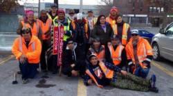 After 1,700 Kilometres, Cree Walkers Reach