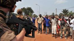 Le Parlement accepte de prolonger l'opération Sangaris en
