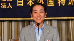 浅田真央さんが会見、引退は「今のところ五分五分」