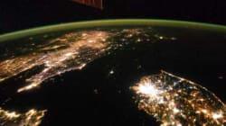 Le Coree? Divise anche dallo spazio