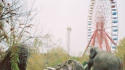 Un parc d'attractions abandonné en vente sur eBay