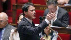 Valls renvoie un député UMP à son passé d'extrême droite: bronca à