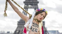 Femen contro Yulia Tymoshenko
