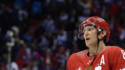 L'attaquant russe Alex Ovechkin ratera au moins un match au Championnat
